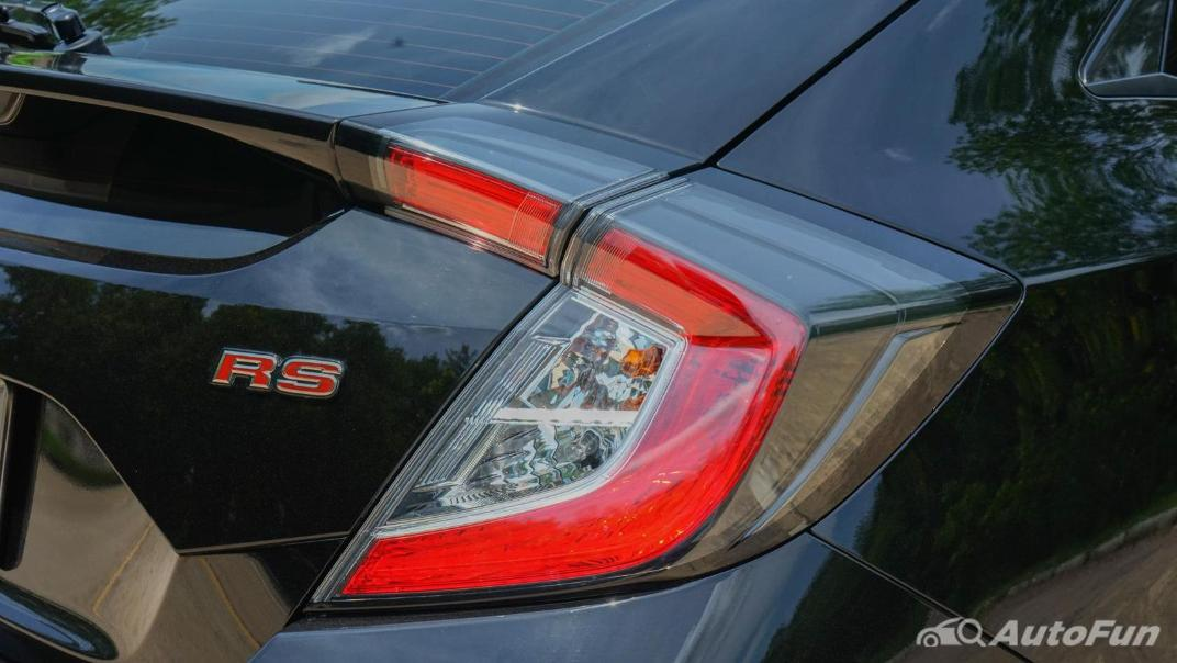 2020 Honda Civic 1.5 Turbo RS Exterior 061