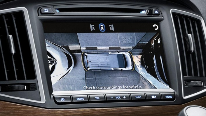 Hyundai H-1 2020 Interior 003