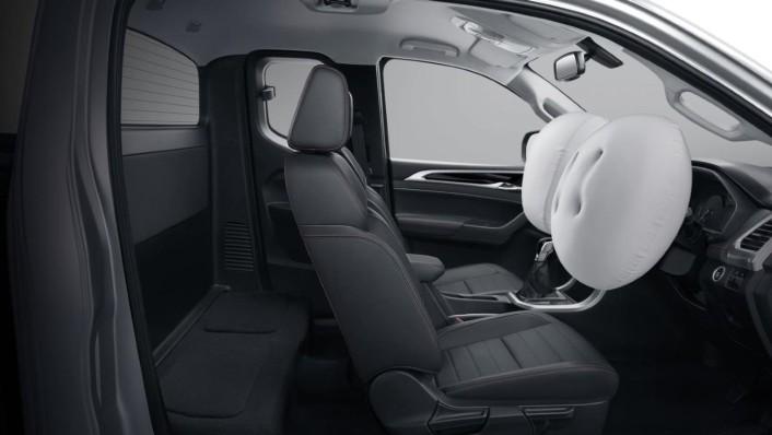 MG Extender 2020 Interior 005