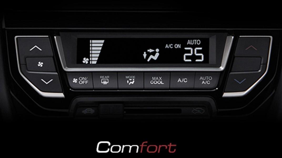 Honda BR-V 2020 Interior 013