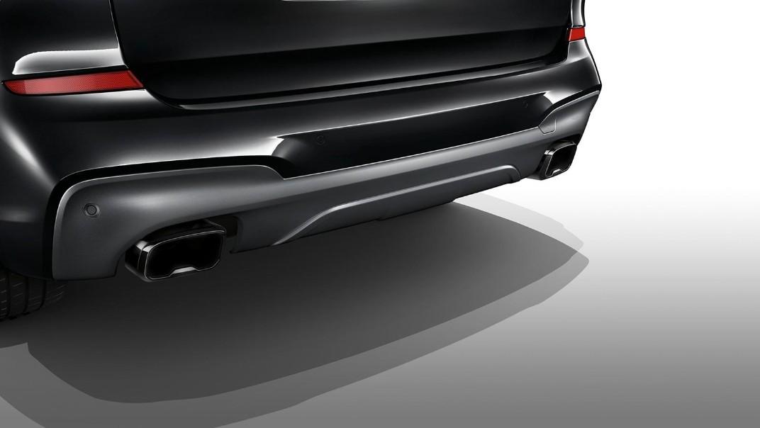 BMW X3-M 2020 Exterior 007