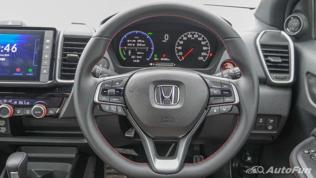 2021 Honda City e:HEV RS Interior 003