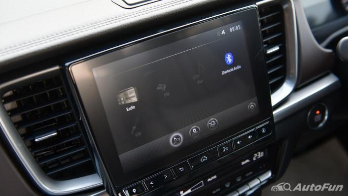 2021 Mazda BT-50 Pro Double Cab 1.9 SP Hi-Racer 6AT Interior 010