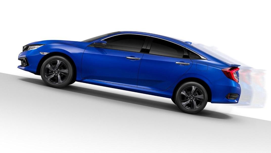 Honda Civic 2020 Exterior 004