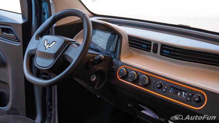 2020 Wuling Mini EV Interior 002