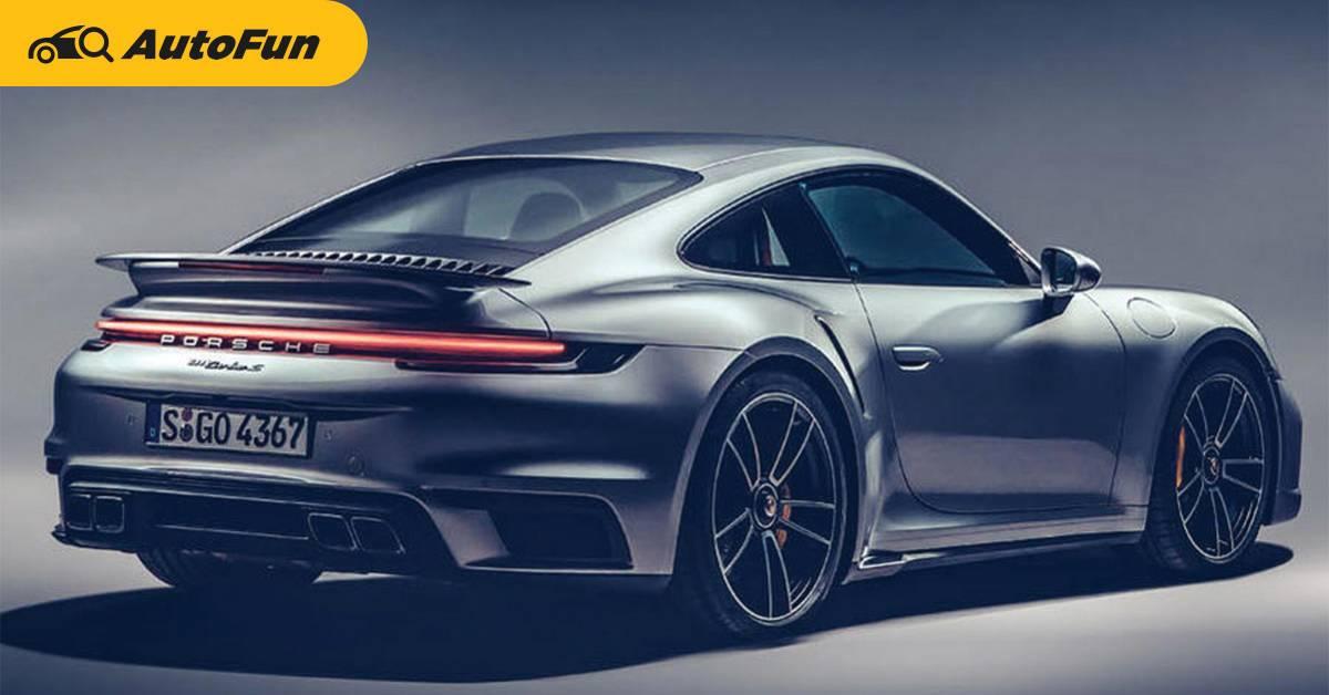 หัวหน้าฝ่ายดีไซน์ Porsche ลั่น! เทคโนโลยีทำให้ Porsche 911 เป็นระบบไฟฟ้าได้ง่ายขึ้น 01