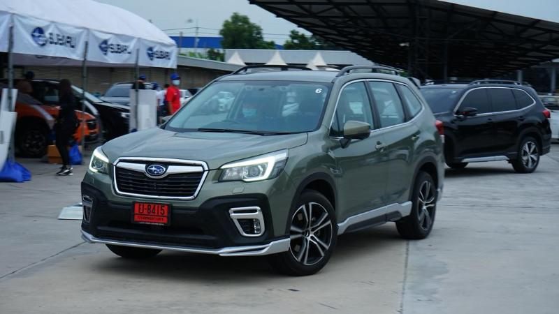 Subaru Ultimate Test Drive งานนี้ไม่ขายของ แต่ลองขับแล้วเพ้อ เหมือนโดนป้ายยาซะเอง 02