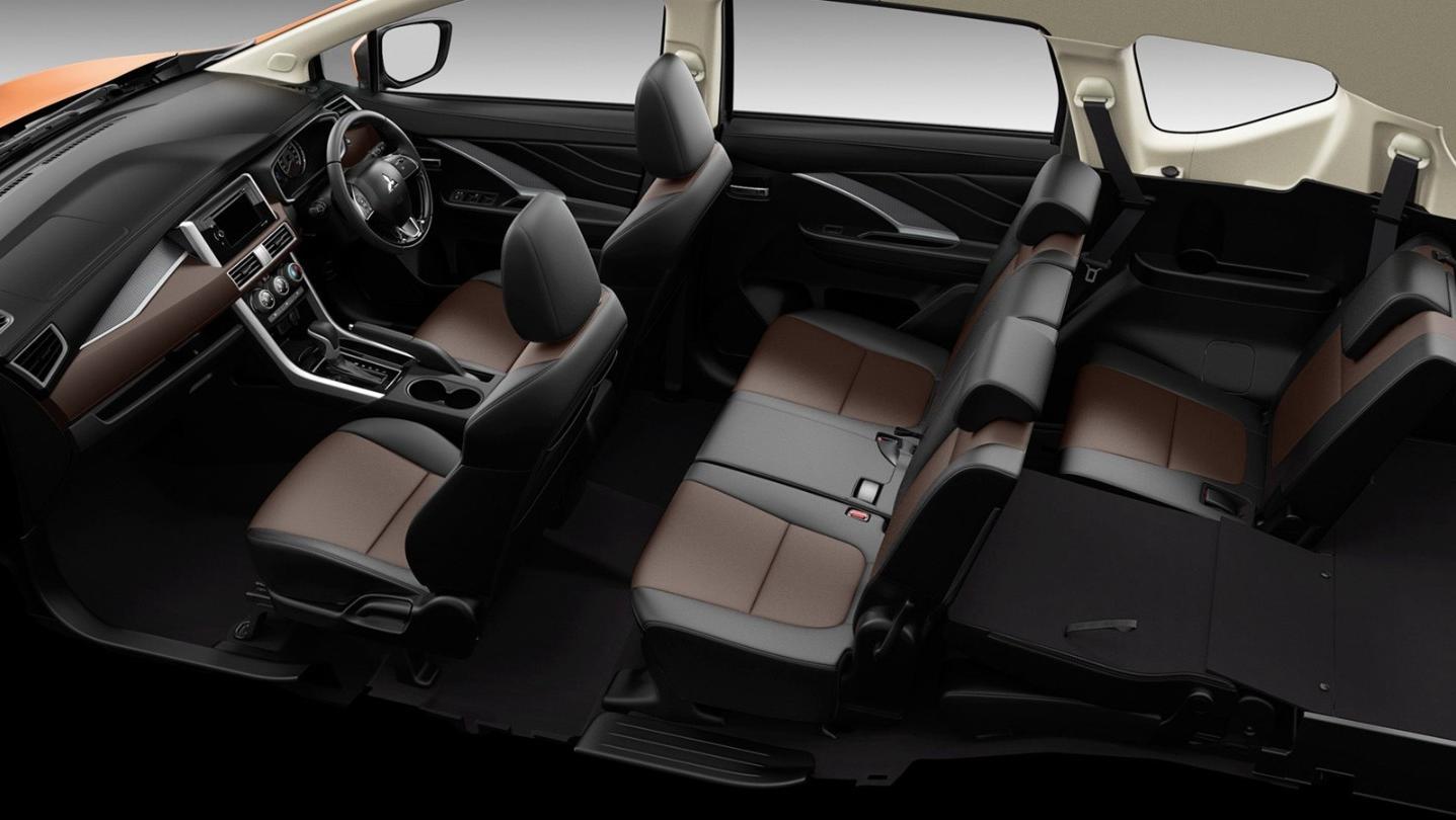 Mitsubishi Xpander Cross 2020 Interior 005