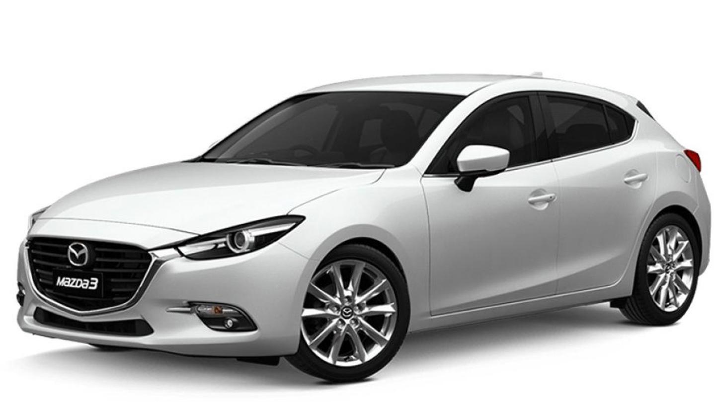 Mazda 3 Fastback 2020 Others 004