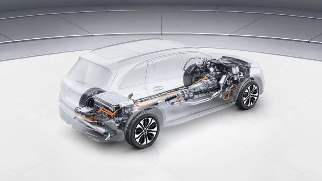Mercedes-Benz GLC-Class 2020 Others 002
