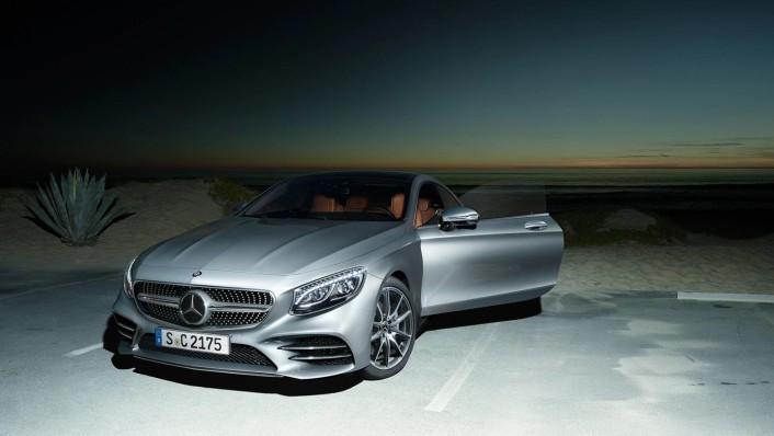 Mercedes-Benz S-Class Coupe 2020 Exterior 003
