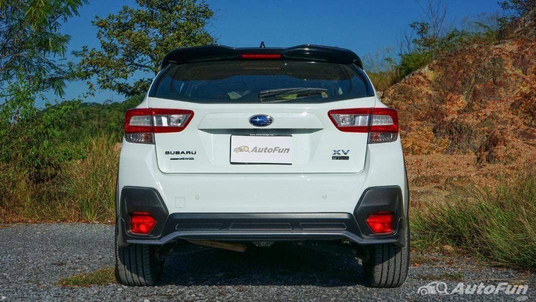 2019 Subaru XV GT Edition Exterior 006