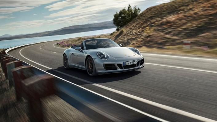 Porsche 911 2020 Exterior 006