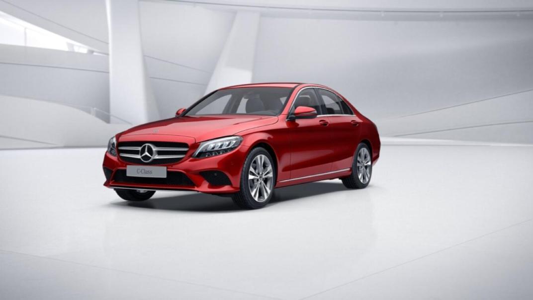 Mercedes-Benz C-Class Saloon 2020 Exterior 015
