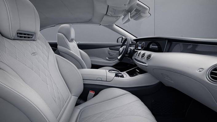 Mercedes-Benz S-Class Cabriolet 2020 Interior 004