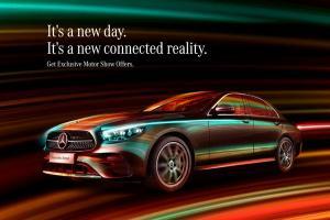 ไม่แพ้นาน Mercedes-Benz แซงขึ้นแท่นผู้นำตลาดรถหรูในไทยไตรมาสแรกได้สำเร็จ