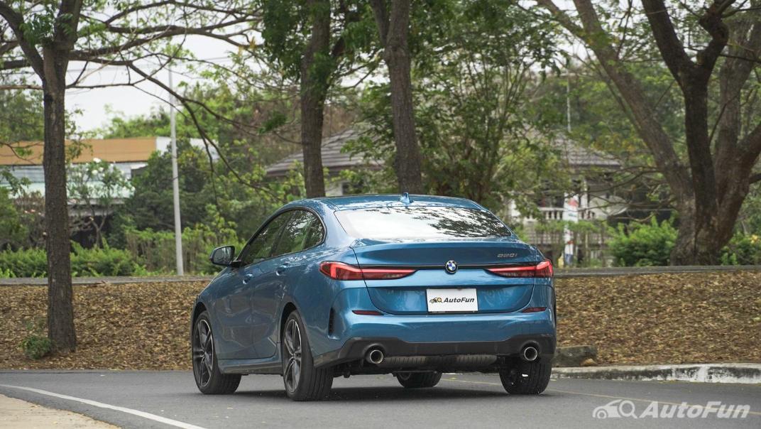 2021 BMW 2 Series Gran Coupe 220i M Sport Exterior 086