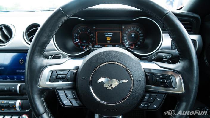 2020 Ford Mustang 5.0L GT Interior 005