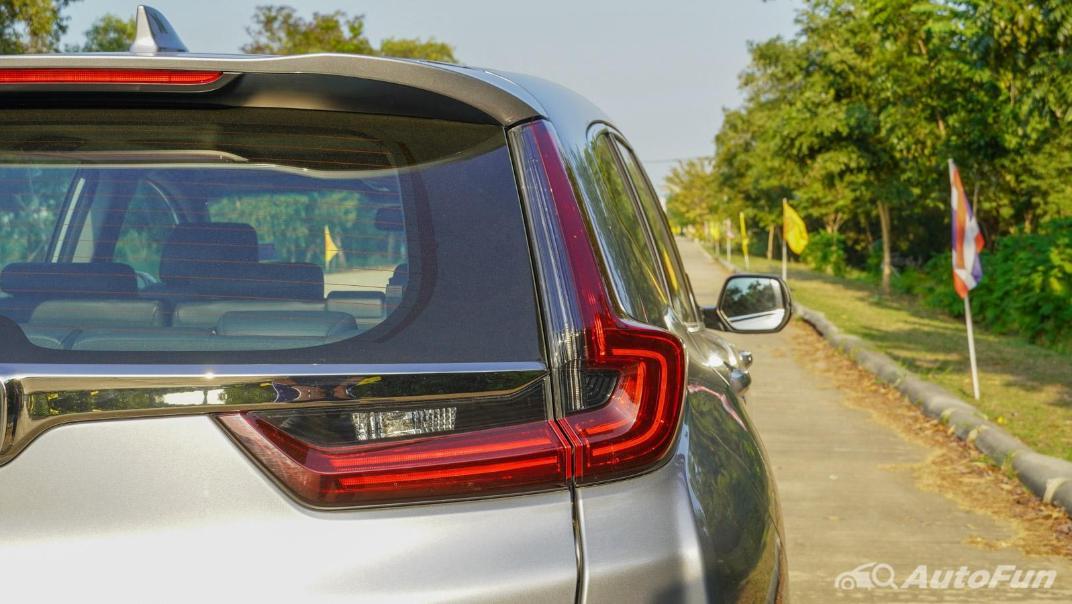 2020 1.6 Honda CR-V DT-EL 4WD Exterior 016