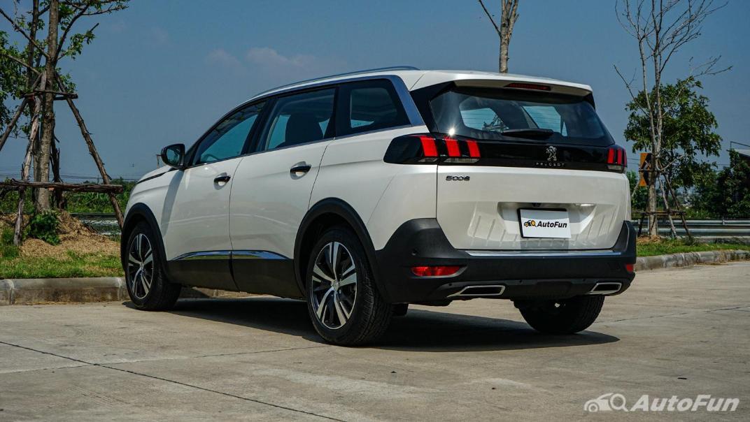 2020 Peugeot 5008 1.6 Allure Exterior 007