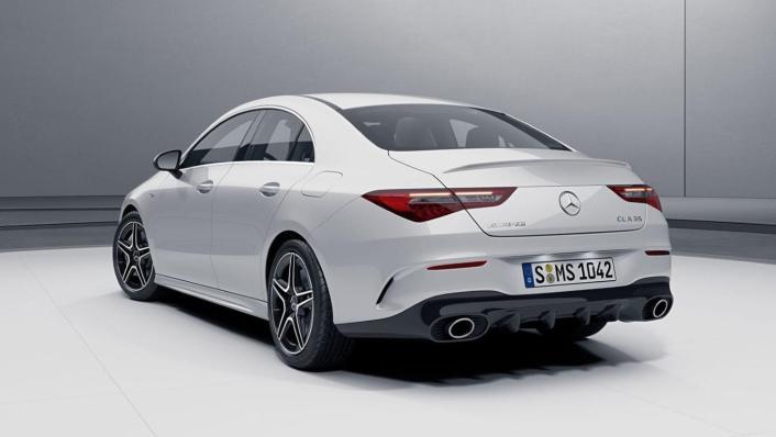 Mercedes-Benz CLA-Class 2020 Exterior 004