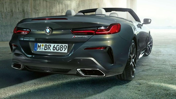 BMW 8-Series-Convertible Public 2020 Exterior 004