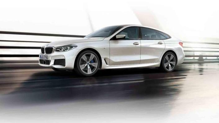 BMW 6-Series-Gran-Turismo 2020 Exterior 002