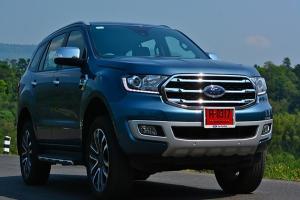 คำนวณค่าซ่อม Ford Everest หลัง 90,000 กิโล ยังจ่ายไหวไหม