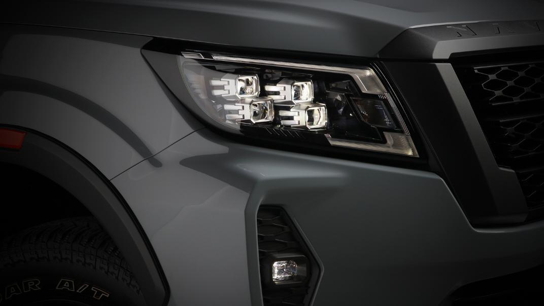 2021 Nissan Navara PRO-4X Exterior 147
