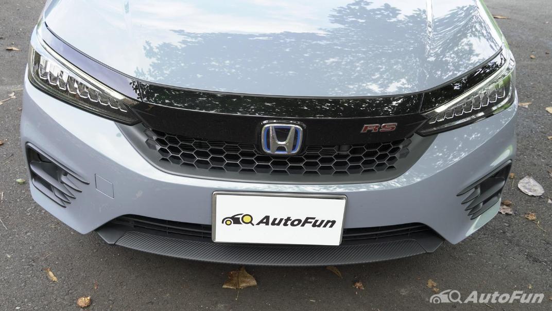 2021 Honda City Hatchback e:HEV RS Exterior 013