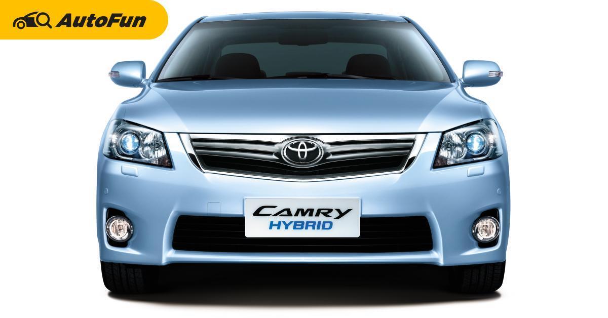 มือสองต้องรู้ : Toyota Camry Hybrid หลังหมดประกัน 10 ปี เสียจุดไหนบ้าง ซ่อมเป็นแสนจริงหรือ ? 01
