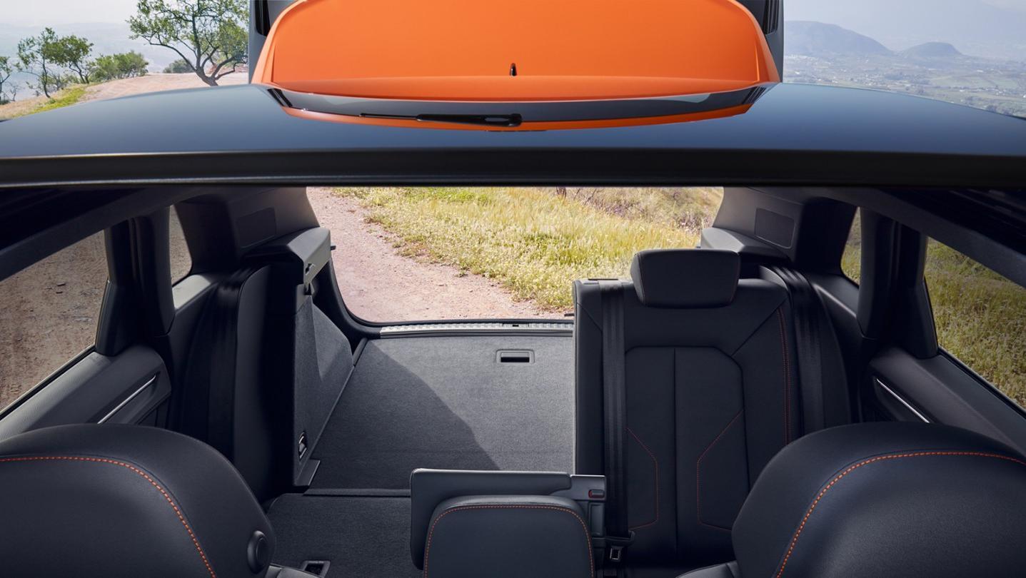 Audi Q3 2020 Interior 007