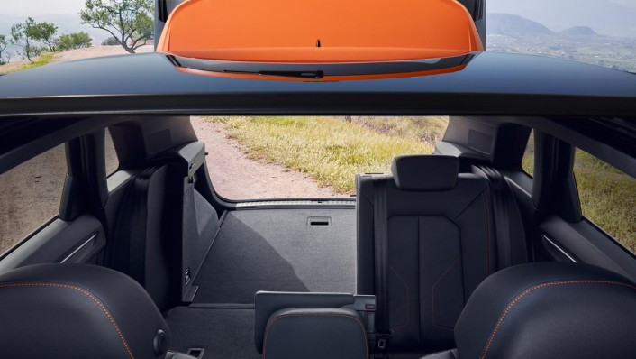 Audi Q3 Public 2020 Interior 007