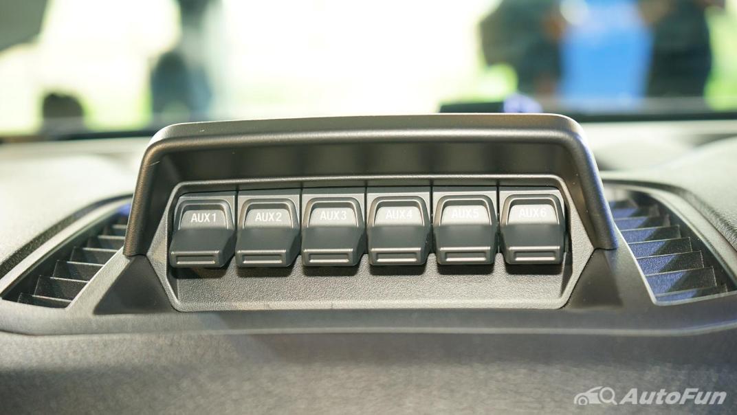2021 Ford Ranger FX4 MAX Interior 007