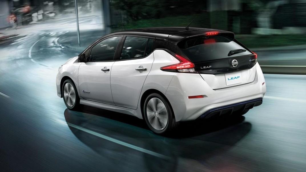 Nissan Leaf 2020 Exterior 004
