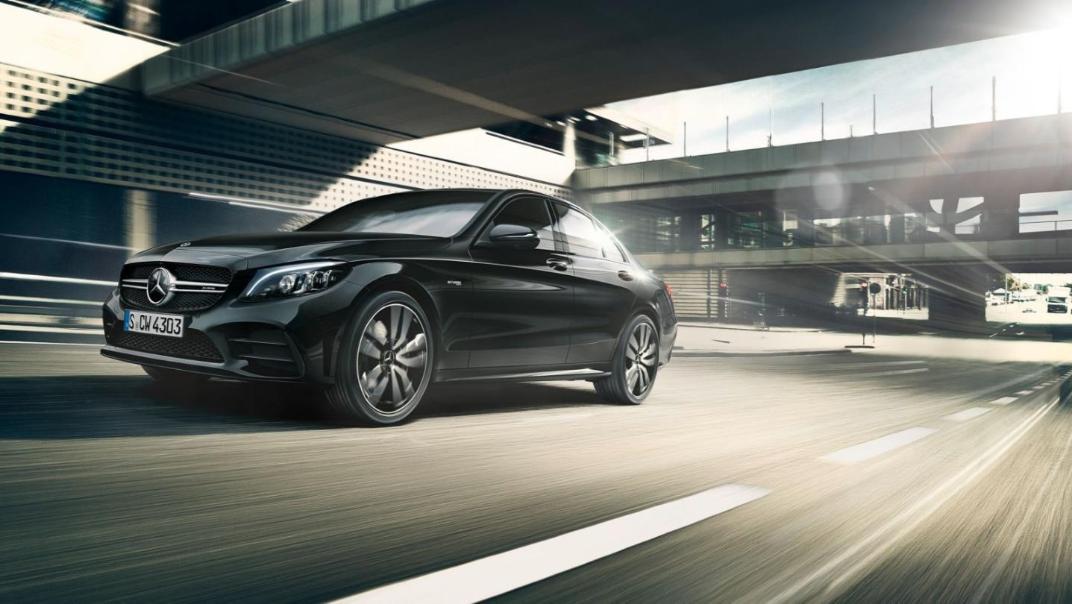 Mercedes-Benz C-Class Saloon 2020 Exterior 014