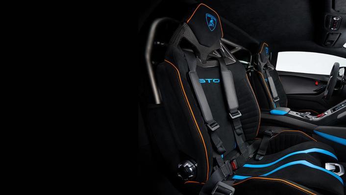 2021 Lamborghini Huracan STO Interior 002