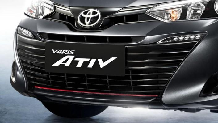 Toyota Yaris-Ativ Public 2020 Exterior 006