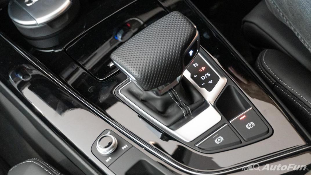 2020 Audi A4 Avant 2.0 45 TFSI Quattro S Line Black Edition Interior 094