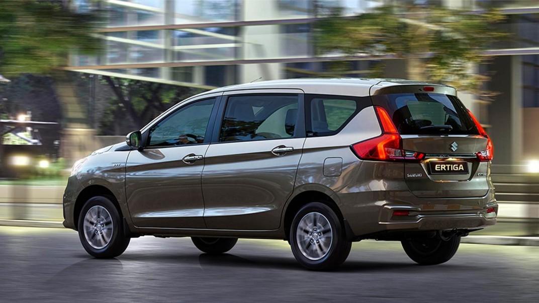 Suzuki Ertiga 2020 Exterior 010