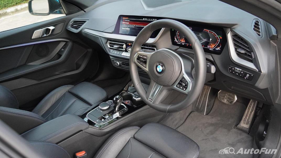 2021 BMW 2 Series Gran Coupe 220i M Sport Interior 048