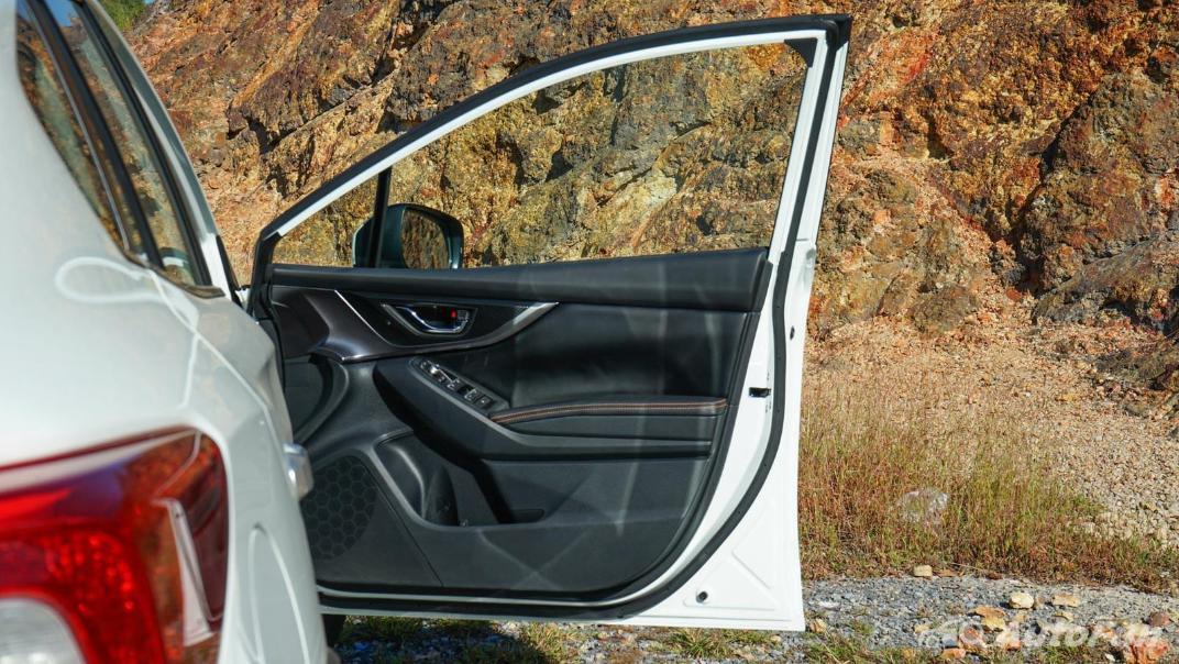 2019 Subaru XV GT Edition Interior 043