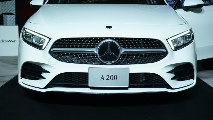 2021 Mercedes-Benz A-Class A 200 AMG Dynamic Exterior 009