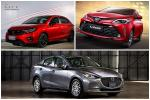 2021 Mazda 2 เพิ่มออพชั่นกล้องมองรอบคัน งานนี้ผ่อนคุ้มมั้ยเมื่อเทียบกับ Honda City Hatchback และ Toyota Vios