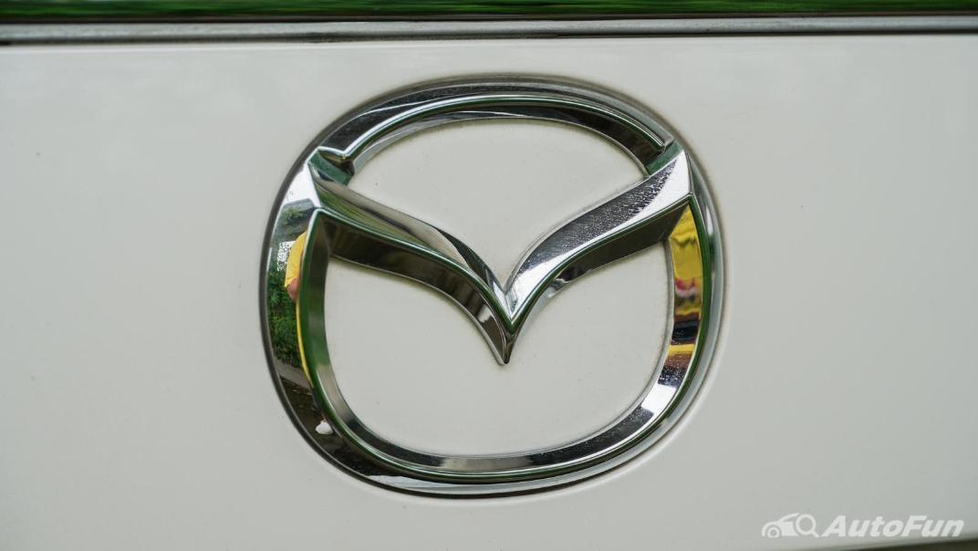 2020 Mazda CX-8 2.5 Skyactiv-G SP Exterior 021