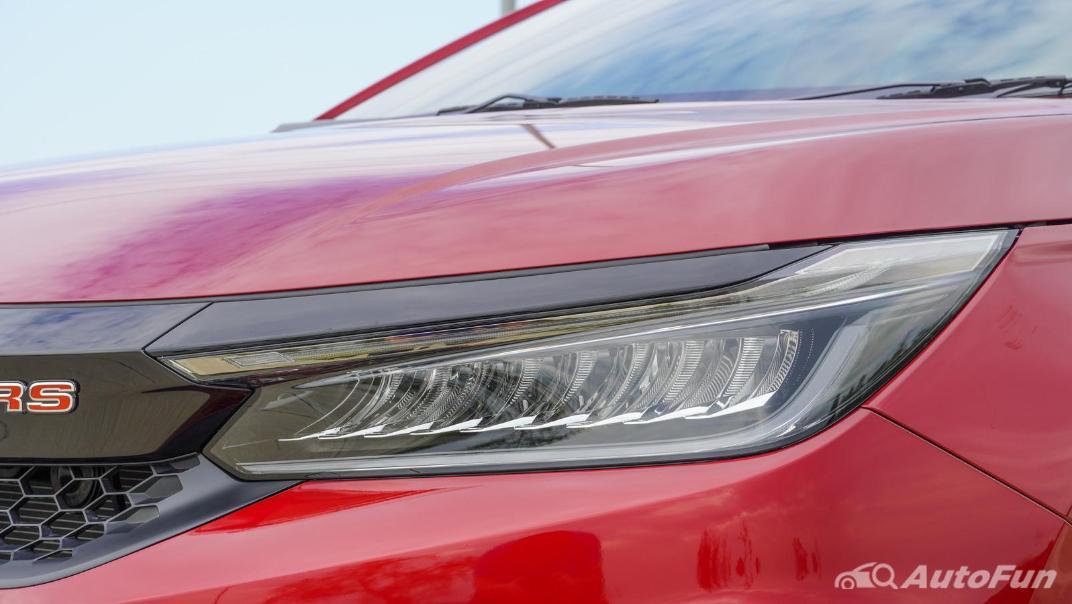 2021 Honda City e:HEV RS Exterior 012