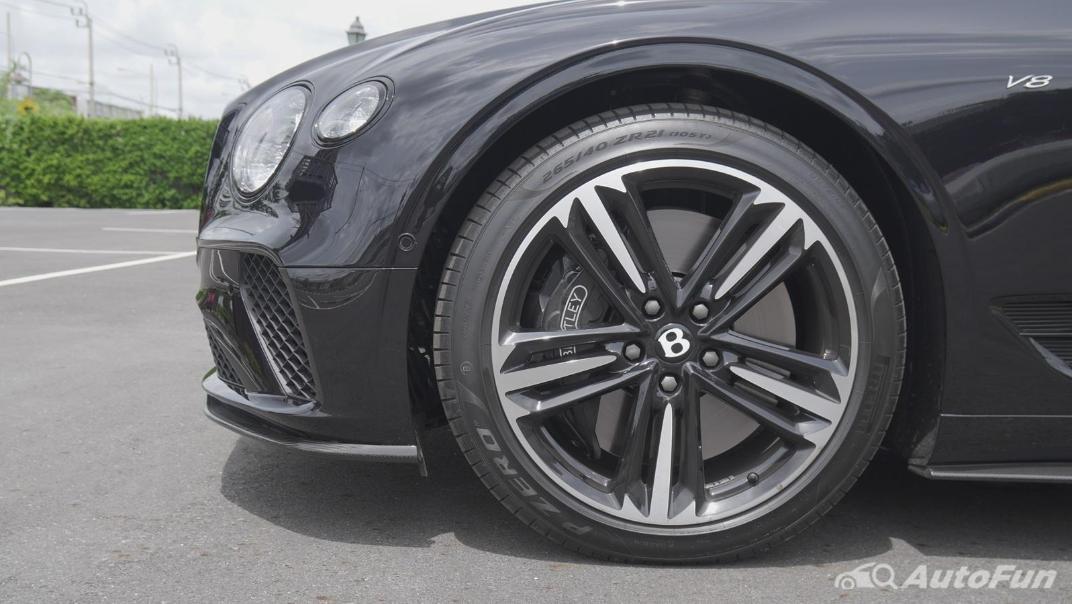 2020 Bentley Continental-GT 4.0 V8 Exterior 045