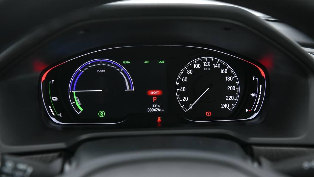 2021 Honda Accord 2.0L e:HEV EL+ Interior 014