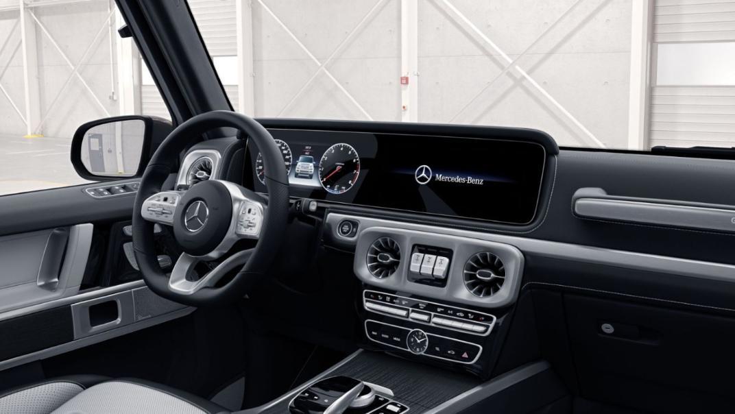 Mercedes-Benz G-Class 2020 Interior 020