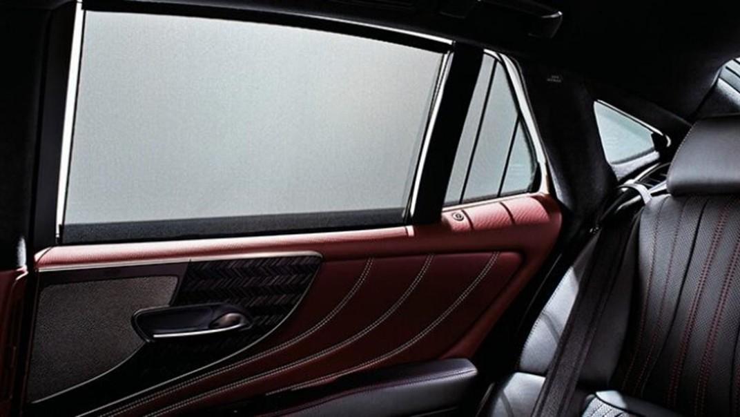 Lexus LS 2020 Interior 018